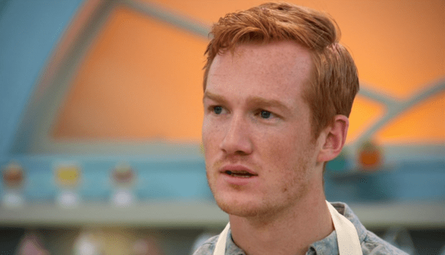 Sport Relief Bake Off - greg Rutherford