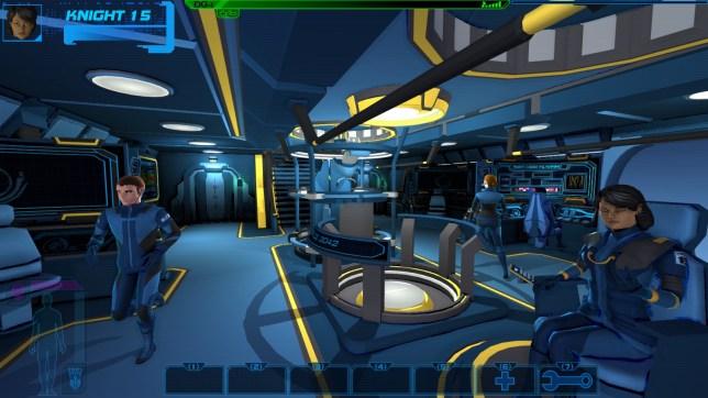 Consortium (PC) – games within games