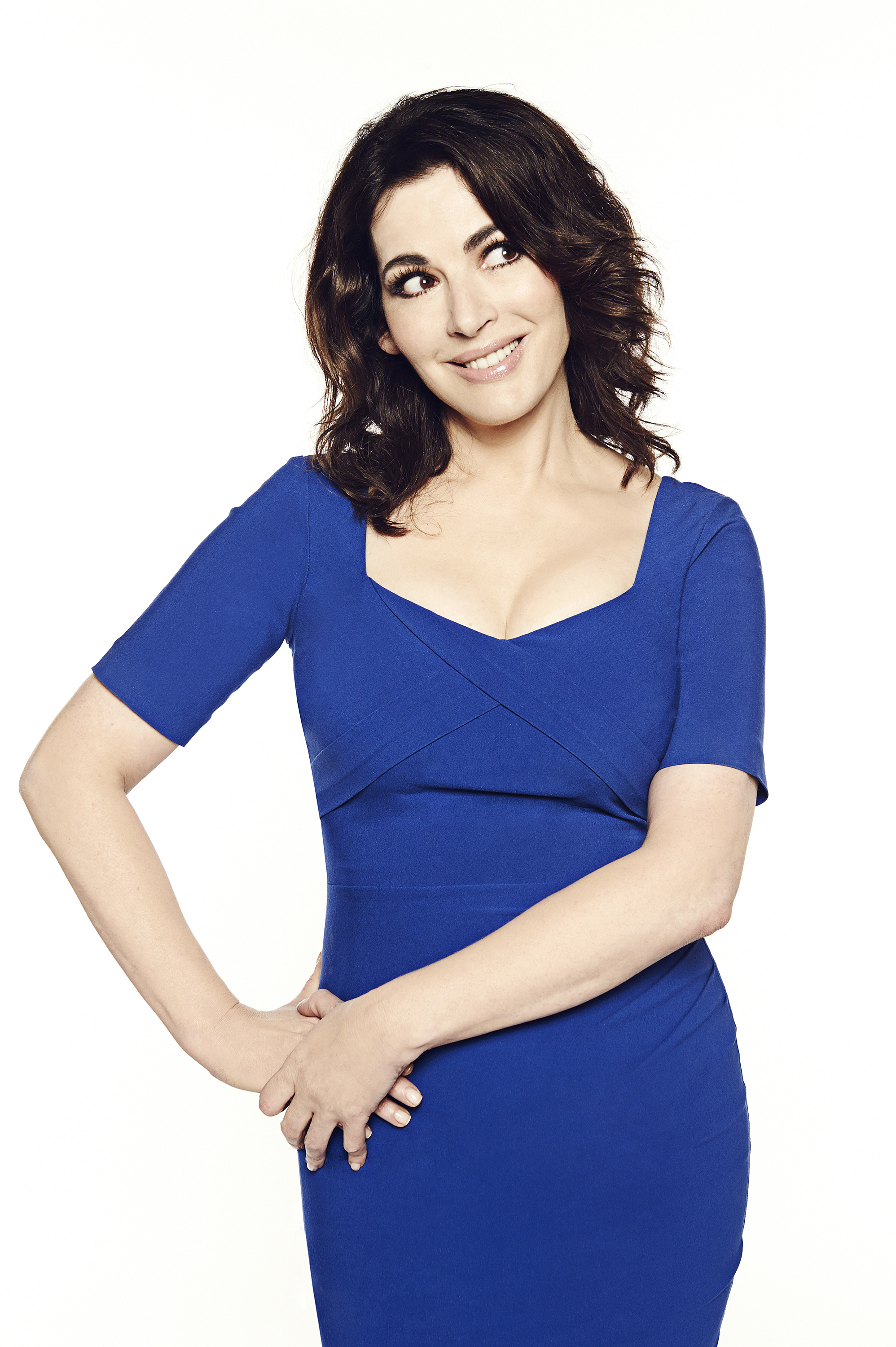 The Taste: Nigella Lawson spices up a bland first episode