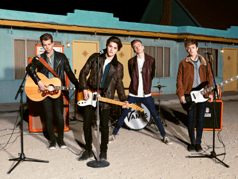 The Vamps' kinky fans are too much even for their Wild Hearts