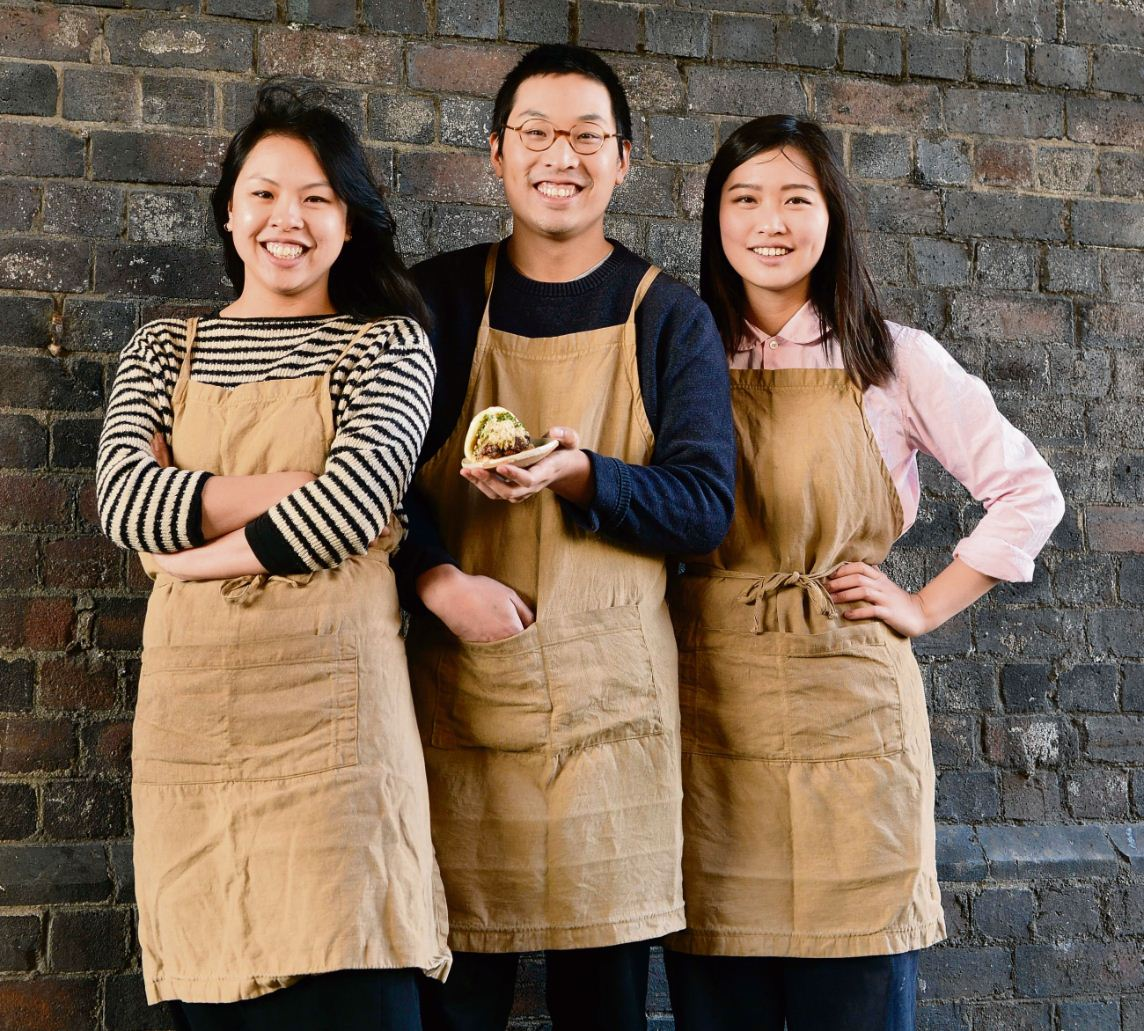 Bao: The Taiwanese street food trio loved for their gua bao obsession