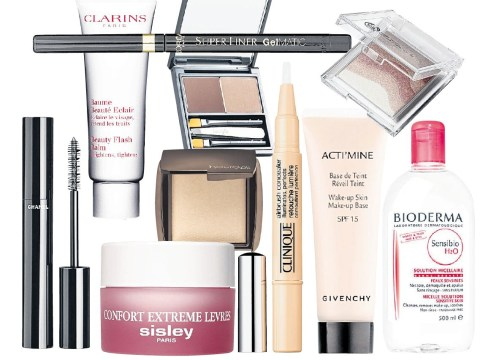 Clarins, Givenchy and Clinique: Make-up artists' favourite beauty products revealed