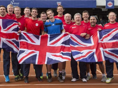 Now win the whole thing! Andy Murray and Leon Smith's Great Britain team can make Davis Cup dream come true