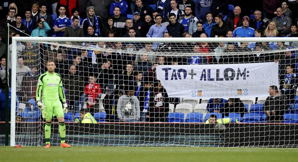 #youarefootball? Try telling Cardiff City and Hull fans that
