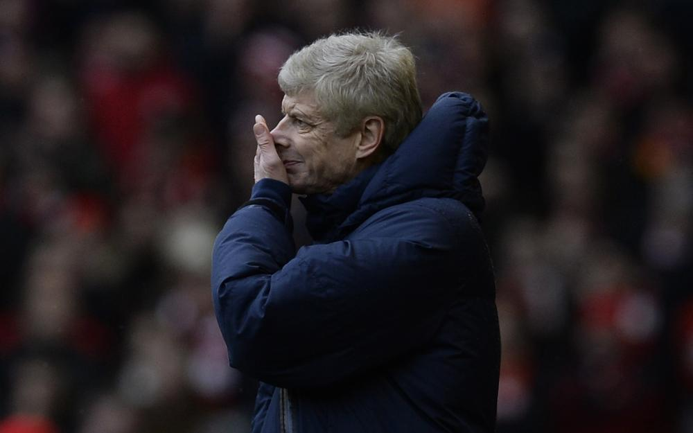 Arsenal fans irate after Match of the Day poke fun at Arsene Wenger fall