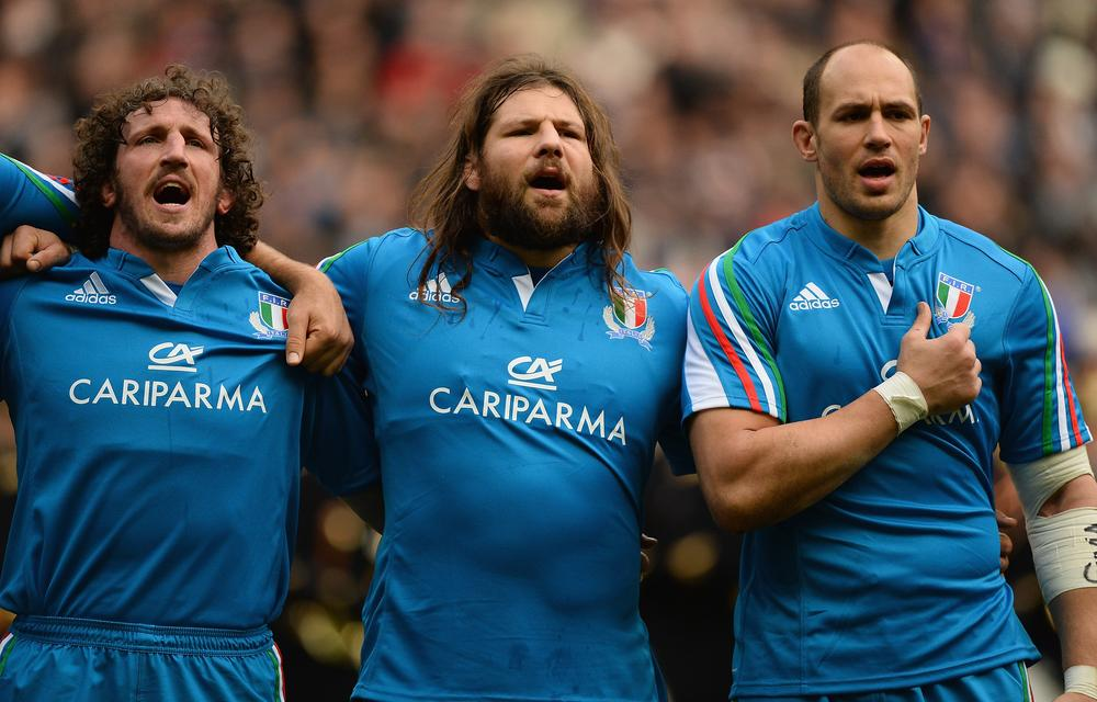 From Sergio Parisse v Johnnie Beattie and Martin Castrogiovanni v Ryan Grant: Four key battles in Italy v Scotland