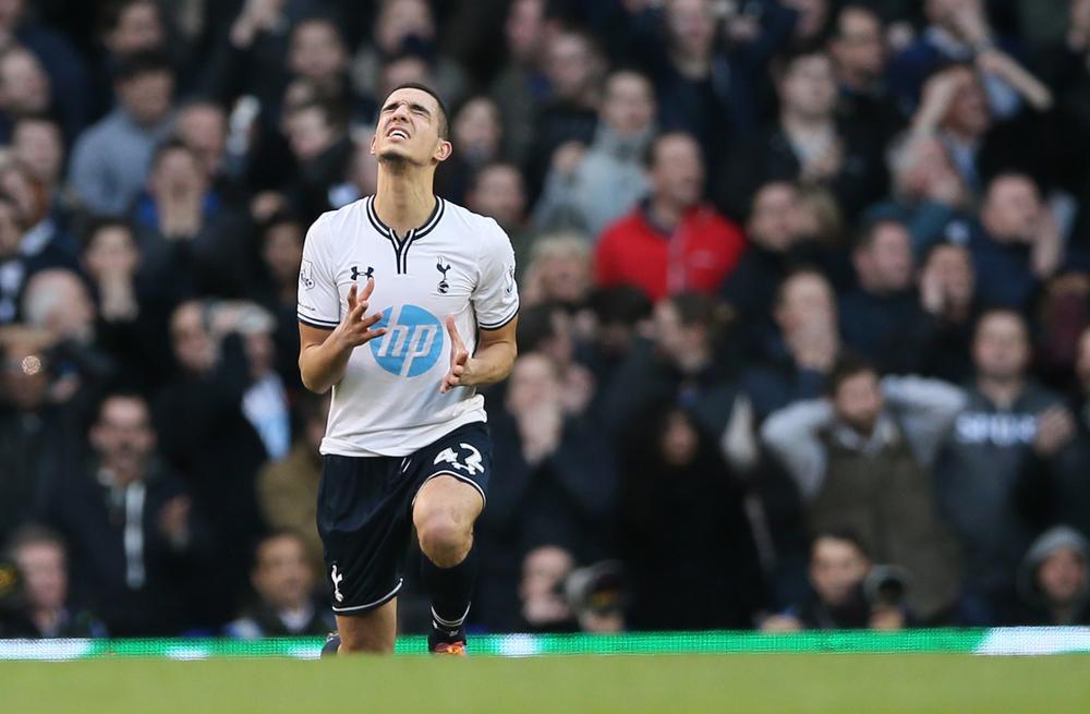 Is the emergence of Nabil Bentaleb a sign of Tottenham's struggles?