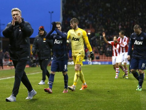Manchester United's preposterous season takes a ridiculous turn at Stoke