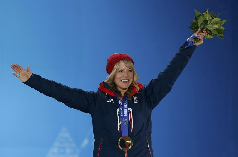 Sochi 2014 Winter Olympics: Jenny Jones' embarrassing visit to the doctor after bad crash