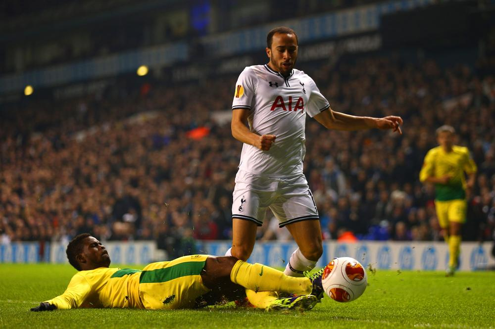 Tottenham boost as Andros Townsend and Mousa Dembele return for Everton showdown