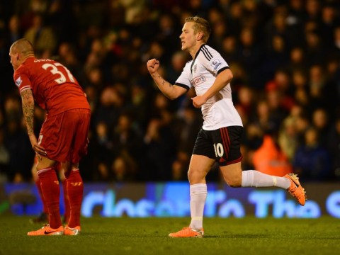 Why the resurgence of Lewis Holtby at Fulham must continue under Felix Magath