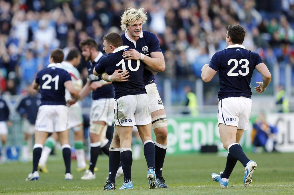 Six Nations 2014: Why substitutions won the game for Scotland in Italy