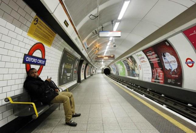 Tube strike off: Tube strike 2014