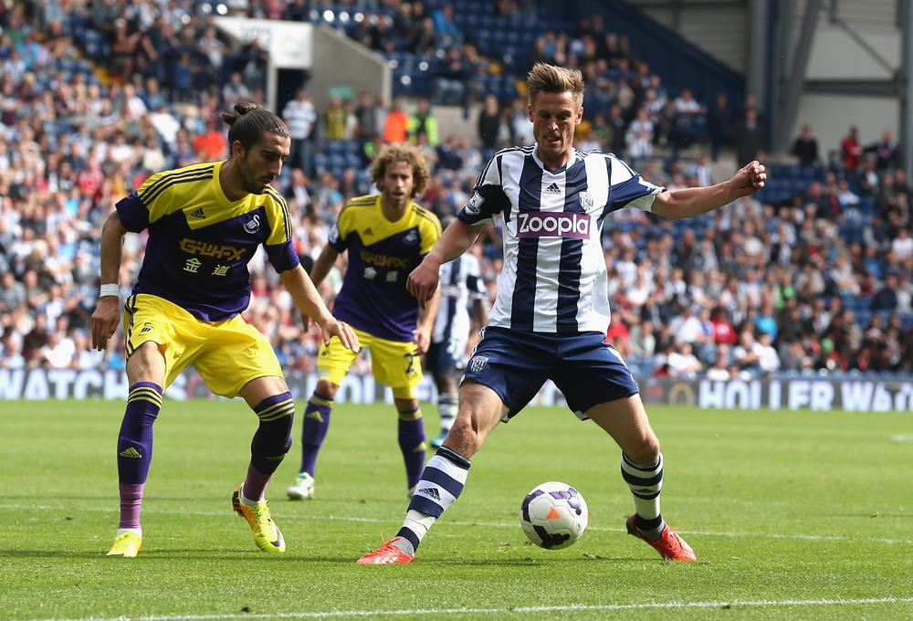 Departing West Brom man Markus Rosenberg donates entire house contents to charity