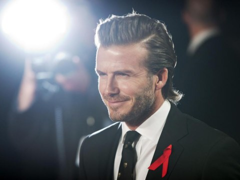 David Beckham: Lego is like a form of therapy
