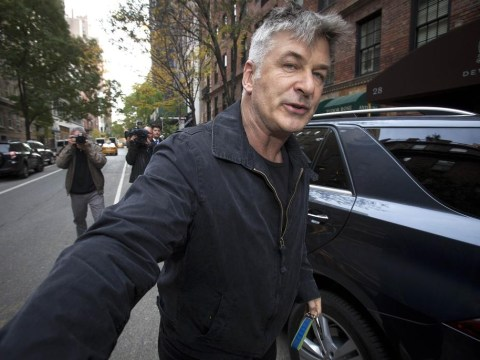 Alec Baldwin to play journalist – after declaring his hatred for the media
