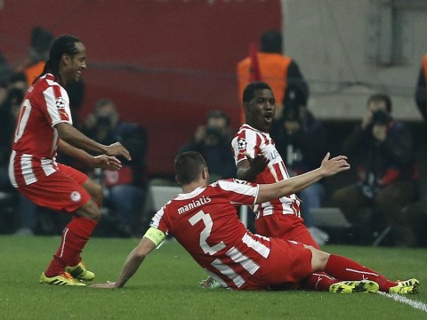 Fresh misery for David Moyes as Manchester United crash at Olympiakos
