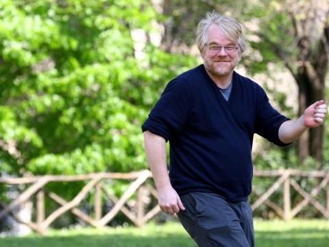ITV reporter in rude Philip Seymour Hoffman slip up