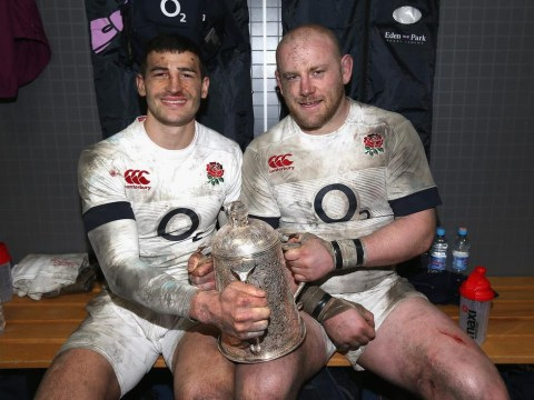Six Nations 2014: How England's perfect pack powered them past Scotland