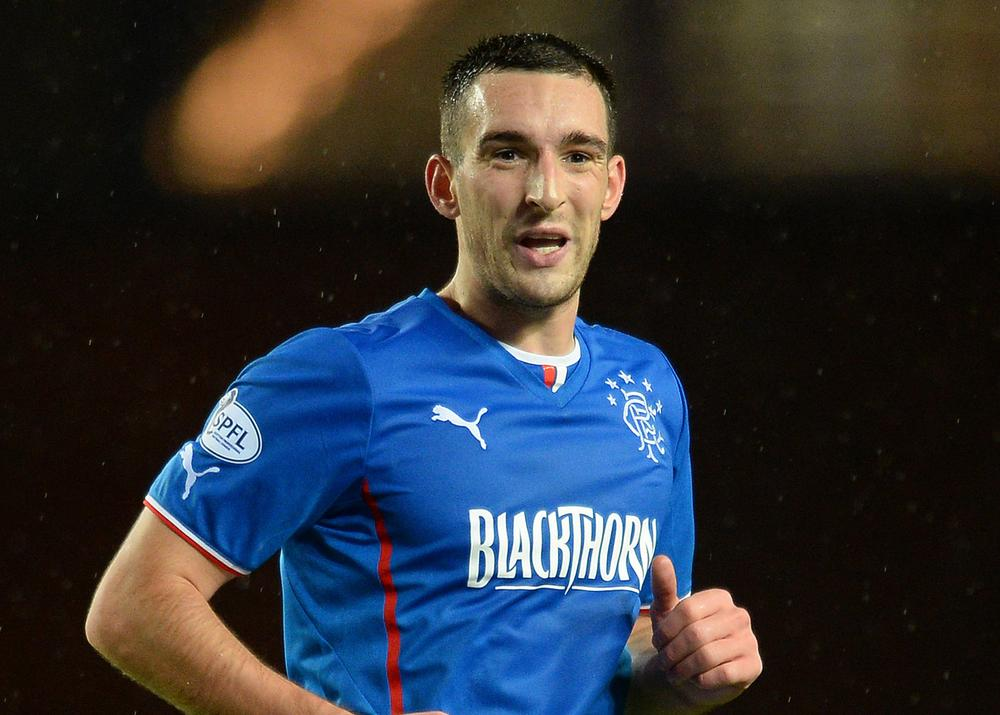 Why Rangers' loyal Lee Wallace is one in a million