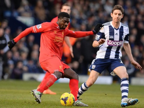 Kolo Toure admits 'crazy' mistake gifted West Brom goal against Liverpool