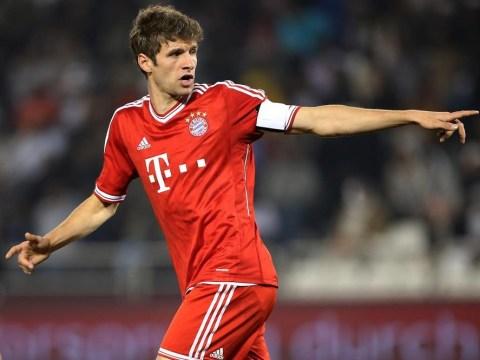 Bayern Munich star Thomas warns his side against getting Muller-ed at Arsenal