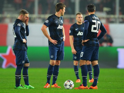Roy Keane says Manchester United were as flat as Michael Carrick's interview after miserable defeat against Olympiakos