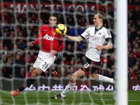 Manchester United like a Conference team, says Fulham defender Dan Burn
