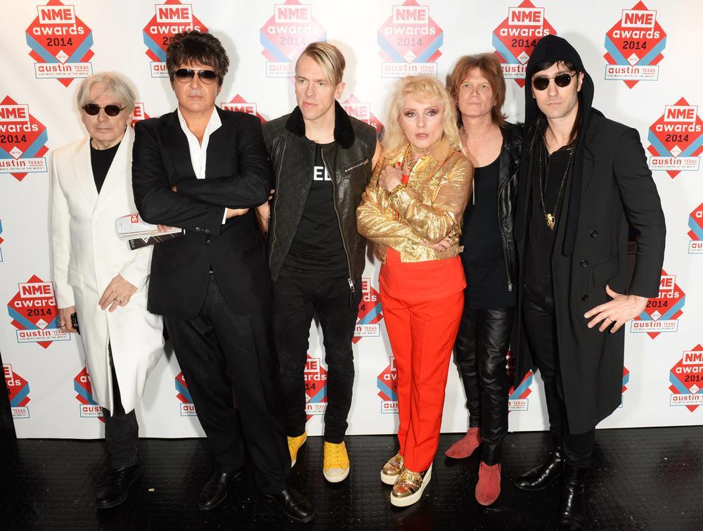 Blondie reveal they will headline Glastonbury 2014, ending months of speculation