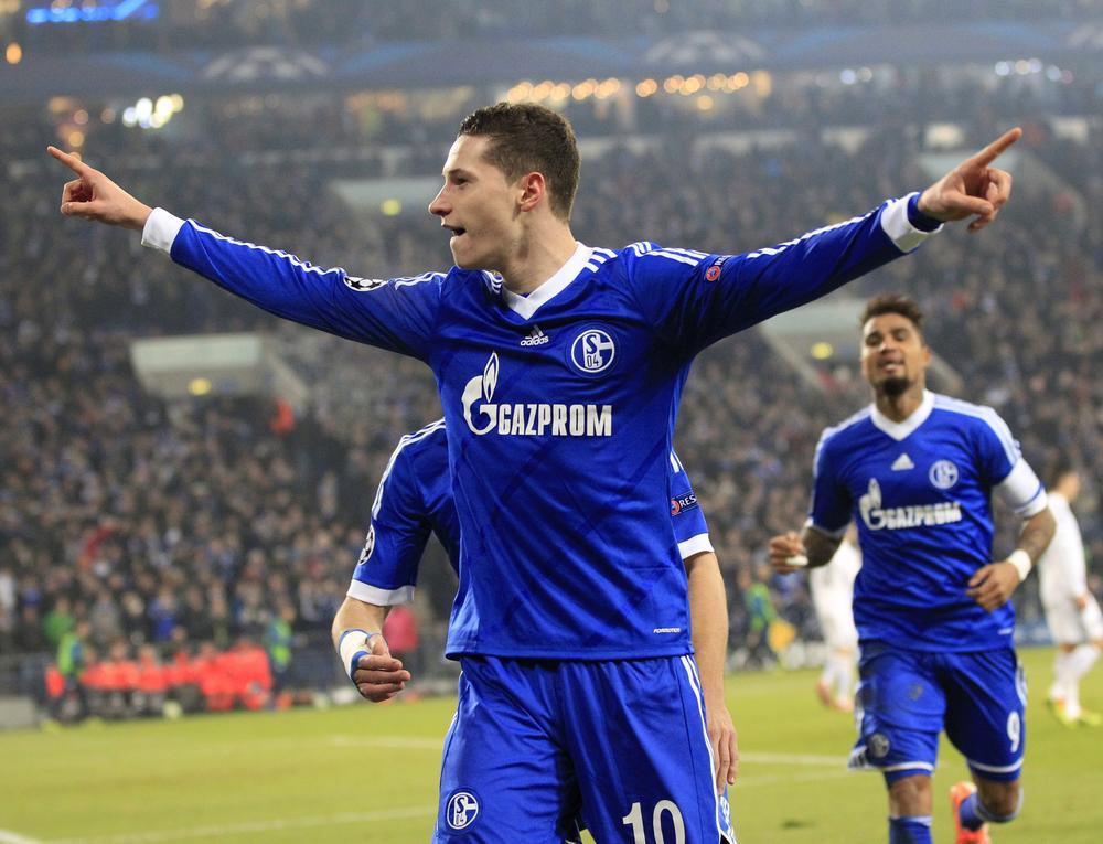Arsenal didn't offer enough for Julian Draxler, claims Schalke Sporting Director Horst Heldt