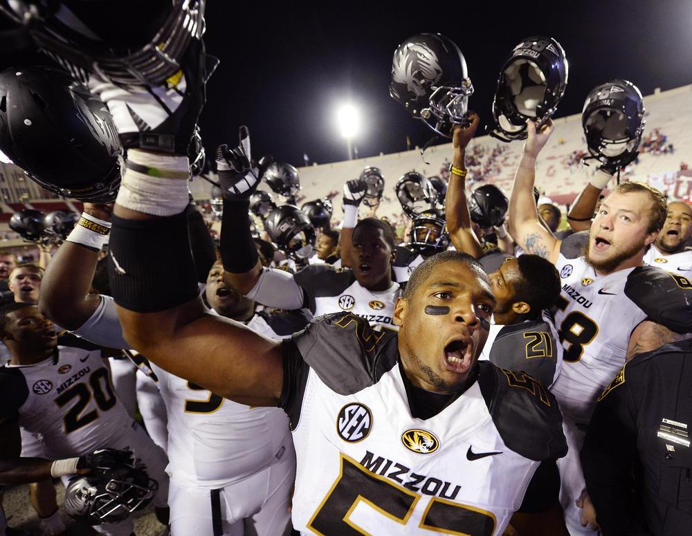 Michael Sam set to become first openly gay player in NFL