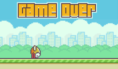 Flappy Bird is 'gone forever' because it's too addictive says creator