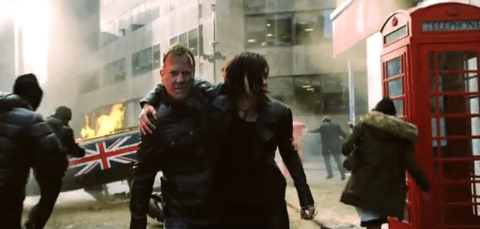 The name's Bauer, Jack Bauer: New trailer shows 24 is hitting London, and hard!