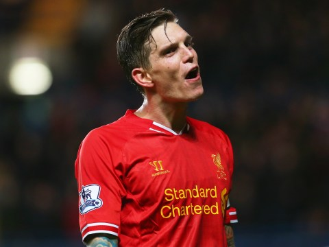 Is Daniel Agger drinking in the last chance saloon at Liverpool?