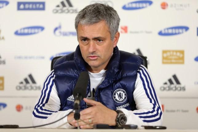 Headache: Jose Mourinho (Picture: File)