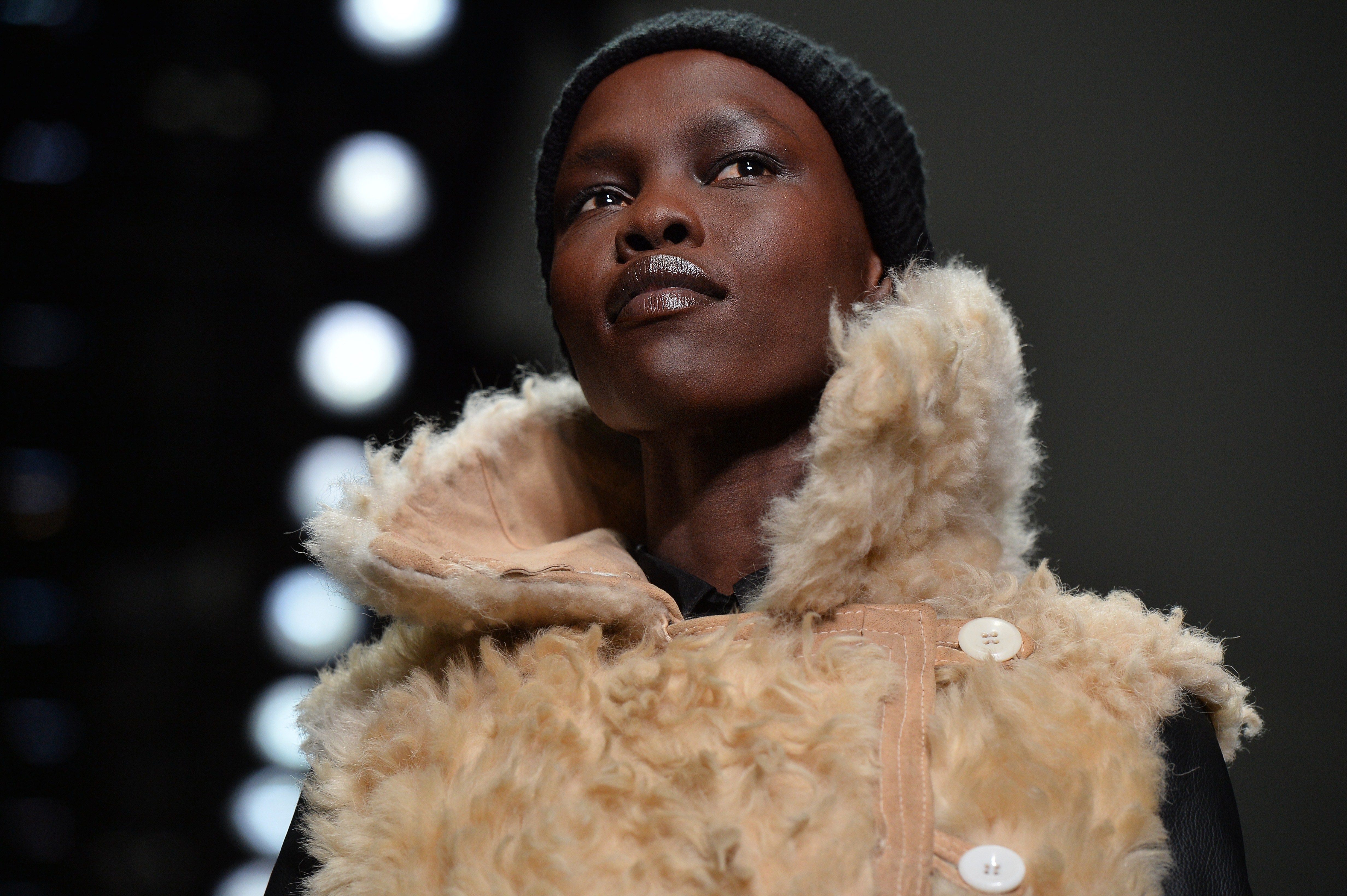 London Fashion Week: The top beauty looks from day one
