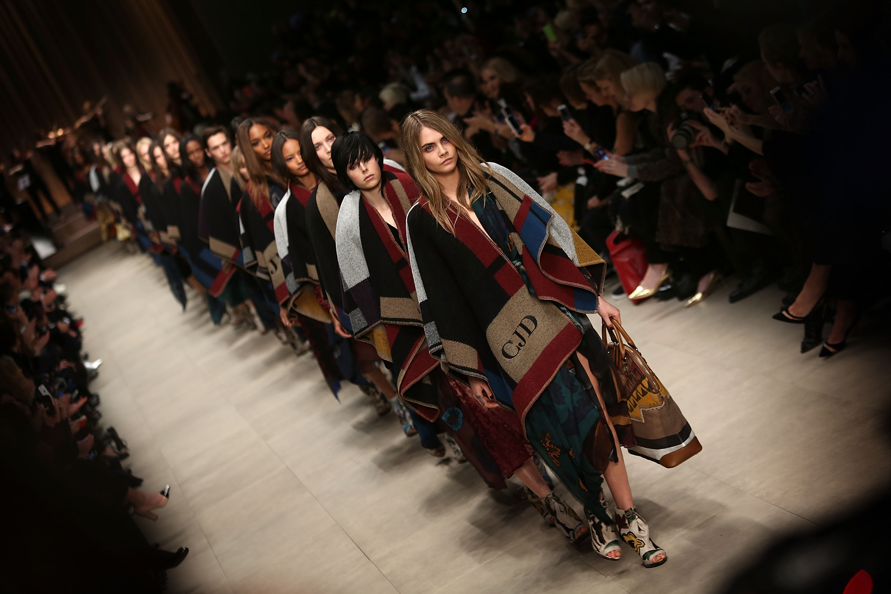 The highlights from day four of London Fashion Week