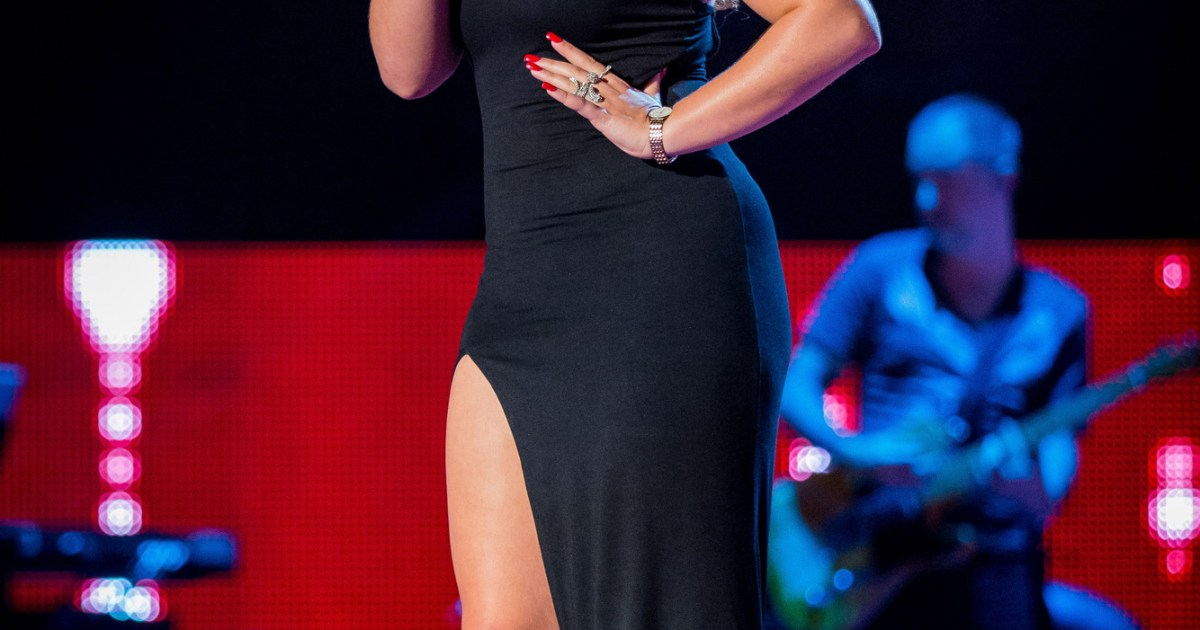 The Voice 2014: Curvaceous Kylie found in Top 10 moments