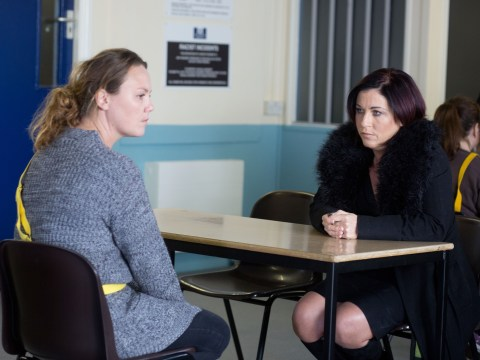 EastEnders spoiler: Why does Kat Moon visit Janine Butcher in prison?