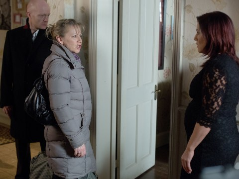 EastEnders spoiler: A fired-up Carol confronts Kat over her decision to do a deal with Janine and save Stacey