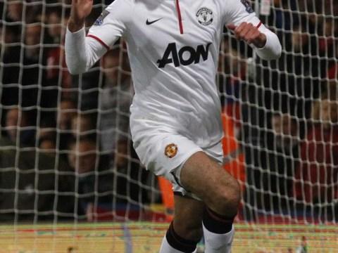 Manchester United striker Robin van Persie believes the Champions League is wide open