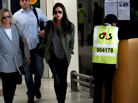 Victoria Beckham raises awareness of HIV charities with South Africa visit