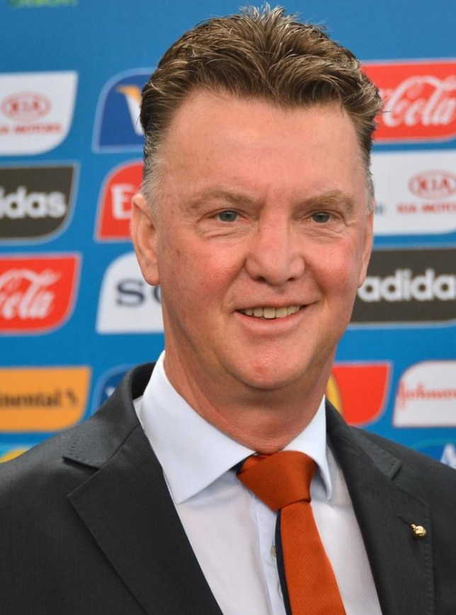 Netherlands' coach Louis Van Gaal, arrives for the final draw of the Brazil 2014 FIFA World Cup, in Costa do Sauipe, Bahia state, Brazil, on December 6, 2013. Thirty-two teams will learn their World Cup fate when the draw for Brazil's problem-plagued 2014 showpiece takes place today. AFP PHOTO / CHRISTOPHE SIMON CHRISTOPHE SIMON/AFP/Getty Images