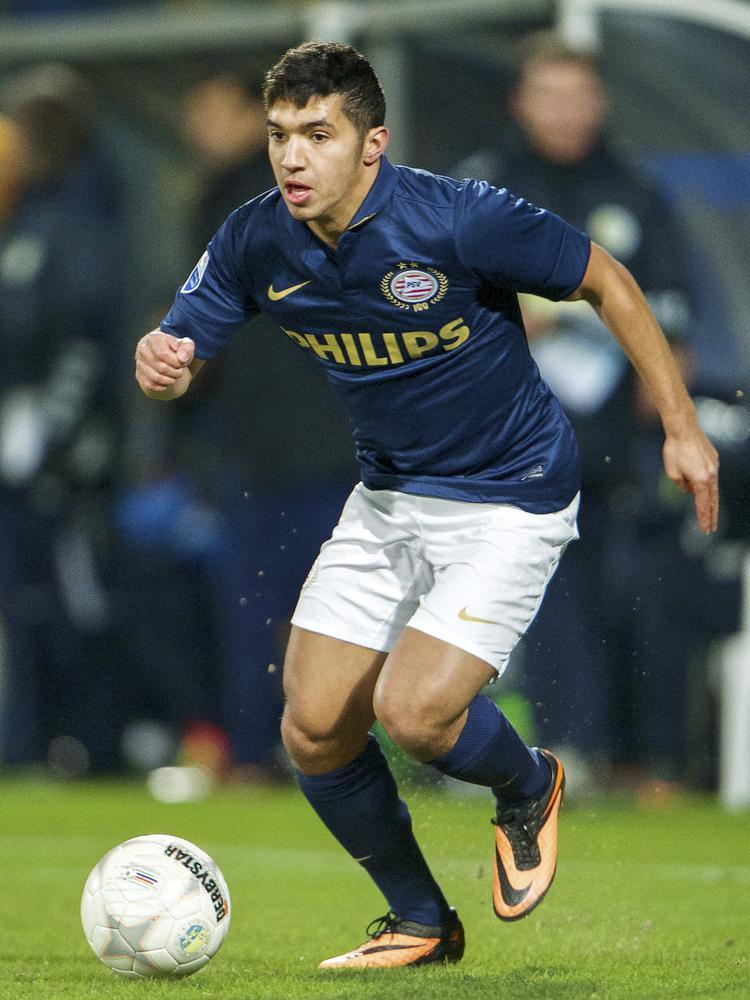 Arsenal are eyeing summer Zakaria Bakkali transfer, says PSV source