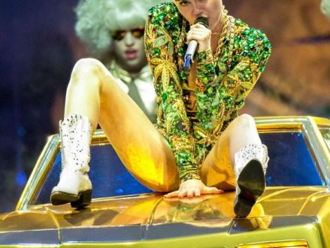 Miley Cyrus admits Bangerz world tour criticism is 'bringing her down'