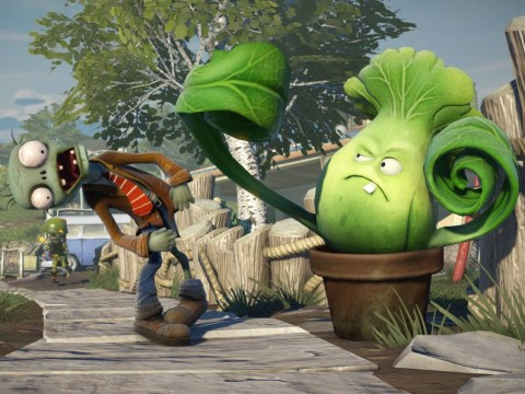 Plants Vs. Zombies: Garden Warfare coming to PS3 and PS4 this August