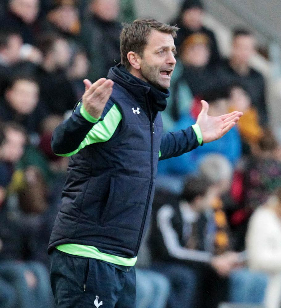 Spurs lost at sea but will Tim Sherwood walk the plank?