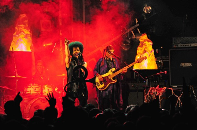 Prince tour: Singer fails to sell out Manchester gig – while