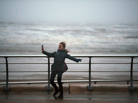 Gallery: Storm force winds and rain batter the UK