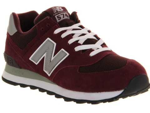 New Balance trainers, Burberry satin pumps and J Crew varsity jacket: Fashion wish list